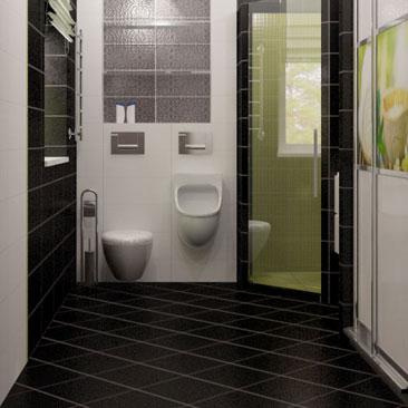 Дизайн туалета с окном. Дизайн ванной с туалетом и окном. Дизайн ванной с биде и писсуаром. Дизайн большой ванной с окном. Ванная комната кафель дизайн. Дизайн интерьера Бухарест.