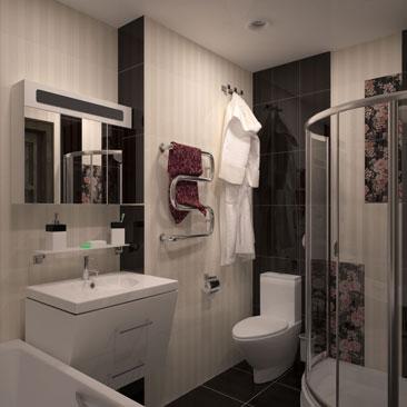 Дизайн ванной комнаты, совмещенной с туалетом (1000 фото и идей). 1000 фото дизайна ванных комнат от профессиональных дизайнеров интерьеров. Дизайн интерьера ванной комнаты с ванной и душевой кабиной - фото интерьеров. Дизайн интерьера Тирасполь.