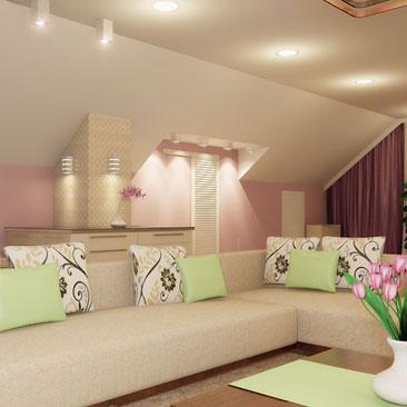 Фотографии дизайна спальной комнаты для гостей