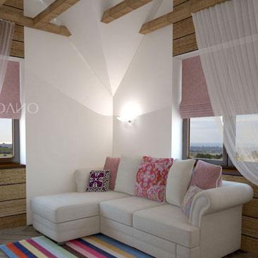 Фото интерьеров гостевых комнат. Дизайн проекты спален для гостей фото.