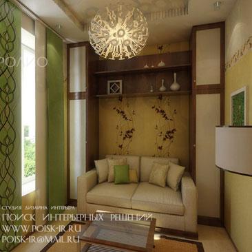 Дизайн интерьера комнаты для гостей в частном доме фото. Интерьер гостевой комнаты — фото.