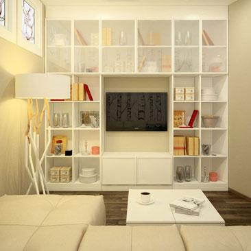Дизайн интерьеров гостевых комнат в частных домах - фотогалерея проектов и интерьеров.