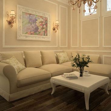 Дизайн интерьеров гостевых комнат в частных домах - фотогалерея проектов и интерьеров. Гостевые в частном доме фото.