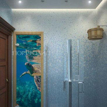 Дизайн бани, фото, идеи, варианты. Баня с комнатой отдыха – её отделка, дизайн, оформление и обустройство - фотогалерея проектов.