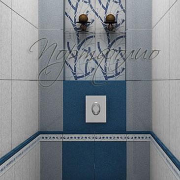 Уютные ванные комнаты - фотогалерея интерьеров и дизайнов.