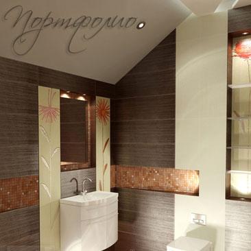 Красивые ванные комнаты - фото и идеи.