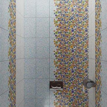 Дизайн классических интерьеров ванных комнат и туалетов - фотогалерея.