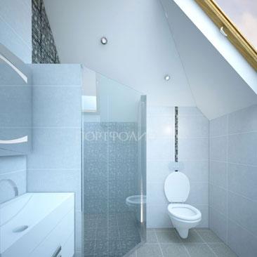 Ванная комната и туалет - фотогалерея проектов ванных и туалетов, дизайн ванных, интерьер ванных, советы по оформлению ванных комнат.