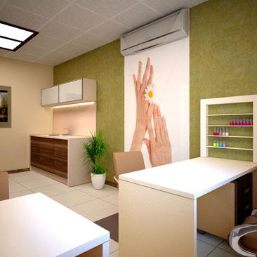 Дизайн типовых квартир П-44Т Готовые проекты