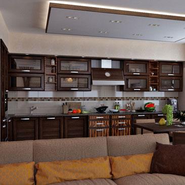 Дизайн квартир Украина.