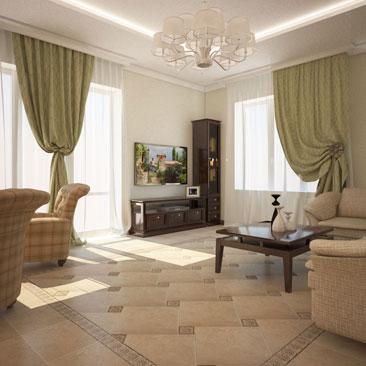 Дизайн-студия интерьеров квартир и коттеджей Новосибирск.