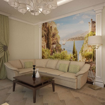 Дизайн-студия интерьеров квартир и коттеджей Санкт-Петербург.