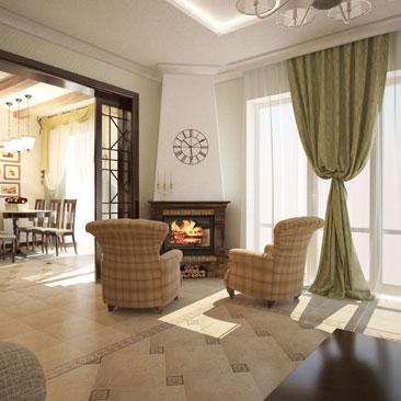 Дизайн-студия интерьеров квартир и коттеджей в Воронеже.