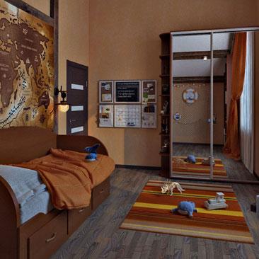 Детские и подростковые комнаты - фото, интерьеры, идеи дизайна. Дизайн детских комнат - примеры с фотографиями. Интерьер и дизайн детской – фотографии и идеи.