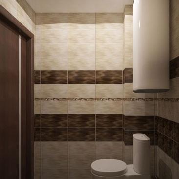 Дизайн ванной комнаты и туалета - проектирование интерьеров по всей России.
