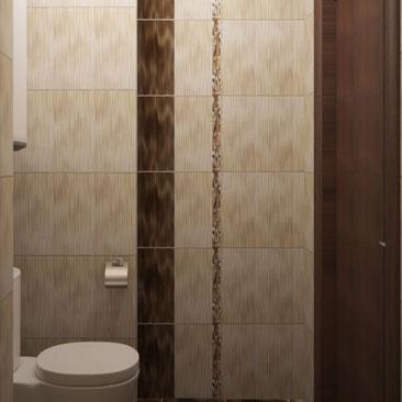 Дизайн интерьера ванной комнаты - проекты от профессиональных дизайнеров.