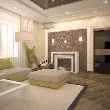 Дизайн квартиры Москва