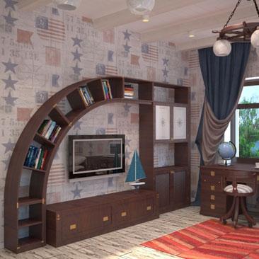 Заказать дизайн интерьера загородного коттеджа, квартиры или частного дома в Санкт-Петербурге.