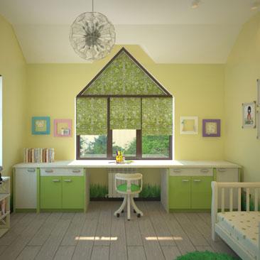Дизайн интерьера загородного дома, коттеджа, таунхауса в Санкт- Петербурге.