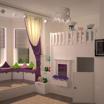 Дизайн интерьера домов в Санкт-Петербурге