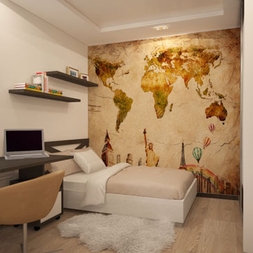 дизайн интерьера квартиры спб