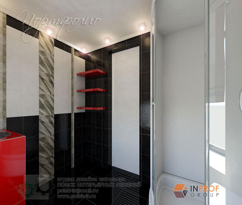 Интерьер ванной плитка керама марацци